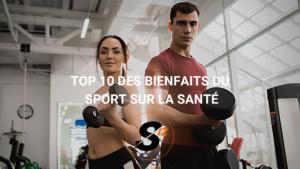 TOP 10 des bienfaits du sport sur la santé